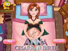 Anna Operatie Cezariana