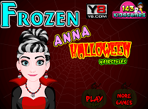 Anna Coafuri de Halloween