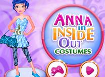 Anna Costume Intors pe Dos