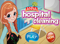 Anna Curatenie la Spital