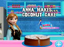 Anna Face Prajitura cu Cocos