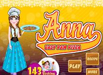 Anna Gateste Pizza