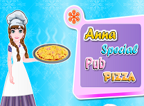 Printesa Anna Gateste Pizza