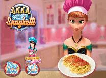 Anna Gateste Spaghete