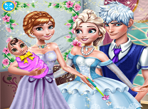 Anna Nasa Pentru Elsa si Jack