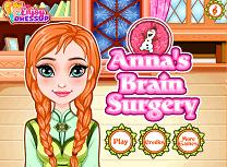 Anna Operatie pe Creier