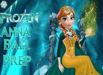 Anna Pregatire Pentru Bal