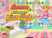 Anna Stilul Winx