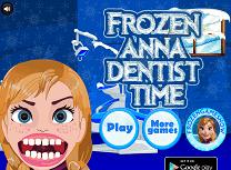 Anna Timpul Pentru Dentist