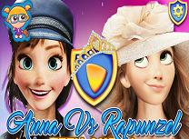 Anna Vs Rapunzel Concurs de Regine