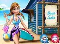 Anna Weekend la Plaja