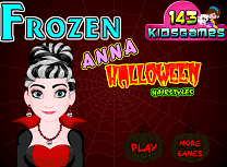 Anna de Halloween