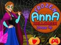 Anna de Imbracat de Halloween