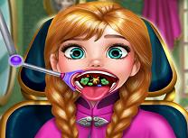 Anna la Doctorul de Gat