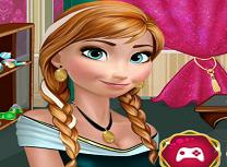 Anna la Salonul Spa