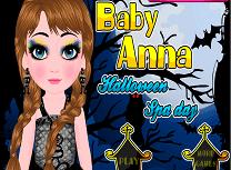Anna la Spa de Halloween