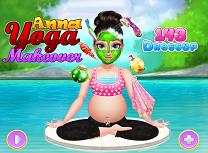 Anna la Yoga