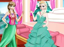 Anna si Elsa Petrecere