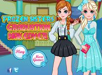 Anna si Elsa Pregatiri de Absolvire
