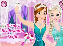 Anna si Elsa Selfie