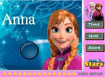 Anna si Elsa Stele Ascunse