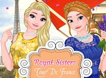 Anna si Elsa in Franta