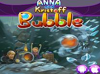 Anna si Kristoff Bubble