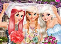 Anna si Prientesele la Nunta
