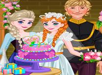 Anna si Tortul Pentru Nunta