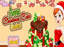 Anna si Tortul de Craciun