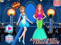 Anna vs Ariel Concurs de Moda