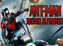 Ant Man Litere Ascunse