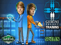 Antrenament cu Zack si Cody