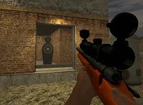 Antrenamente cu Sniperul