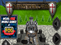 Apara Castelul 3D