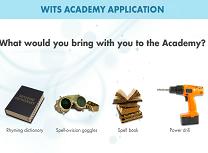 Aplicatie la WITS