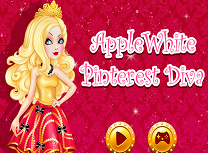 Apple White Diva