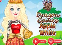Apple White Jocurile Dragonului