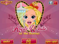 Apple White la Dentist