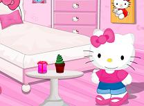 Aranjeaza Camera Hello Kitty