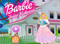Aranjeaza Casa lui Barbie