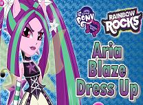 Aria Blaze de Imbracat