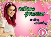 Ariana Grande de Colorat