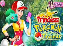 Ariel Antrenoare Pokemon