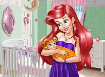Ariel Aranjeaza Camera Bebelusului