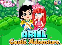 Ariel Aventura in Castel