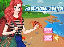 Ariel Biolog Marin