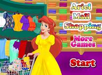 Ariel Cumparaturi la Mall
