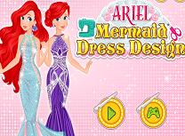 Ariel Design de Rochii de Sirena