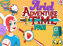 Ariel Fan Finn si Jake